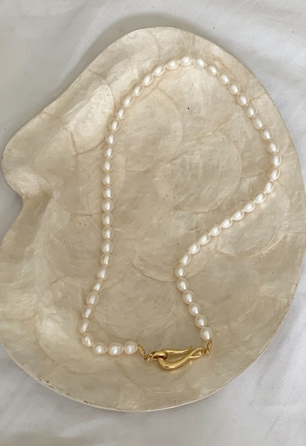 Ariel Pearl Necklace