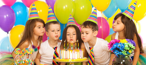 5 Best Party Ideas for Kids!