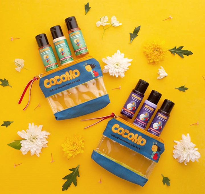 Cocomo travel pack, gift pack for kids