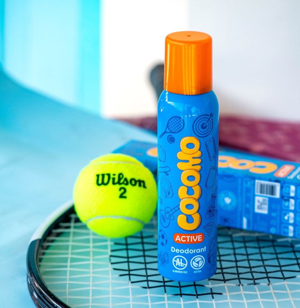 Cocomo Active Deodorant (For Girls)