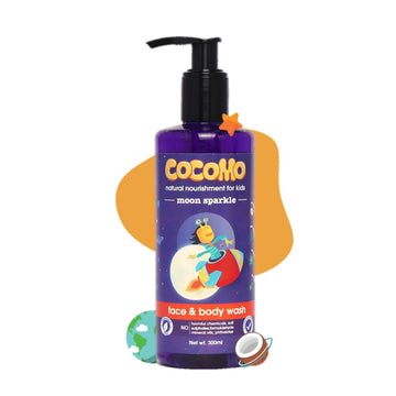 Face and Body Wash - Moon Sparkle