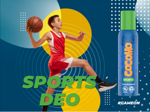 Cocomo Sport Deodorant (For Boys)