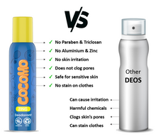 Cocomo Zing Deodorant (For Boys)