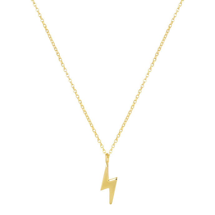Bolt Necklace