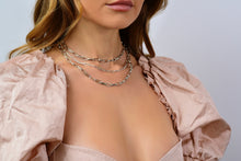 Load image into Gallery viewer, Silver Lining Choker