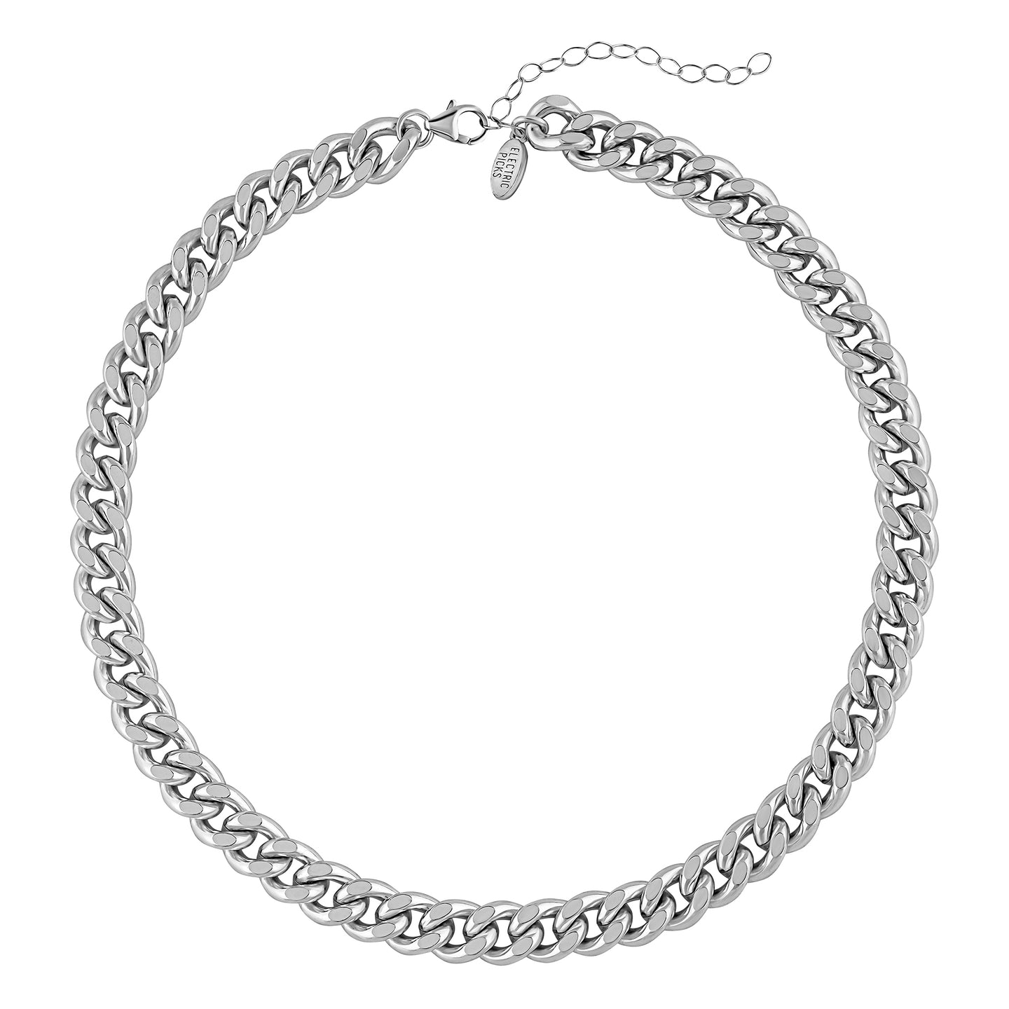 Harden Silver Necklace