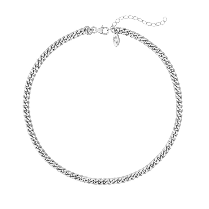 Leo Silver Necklace