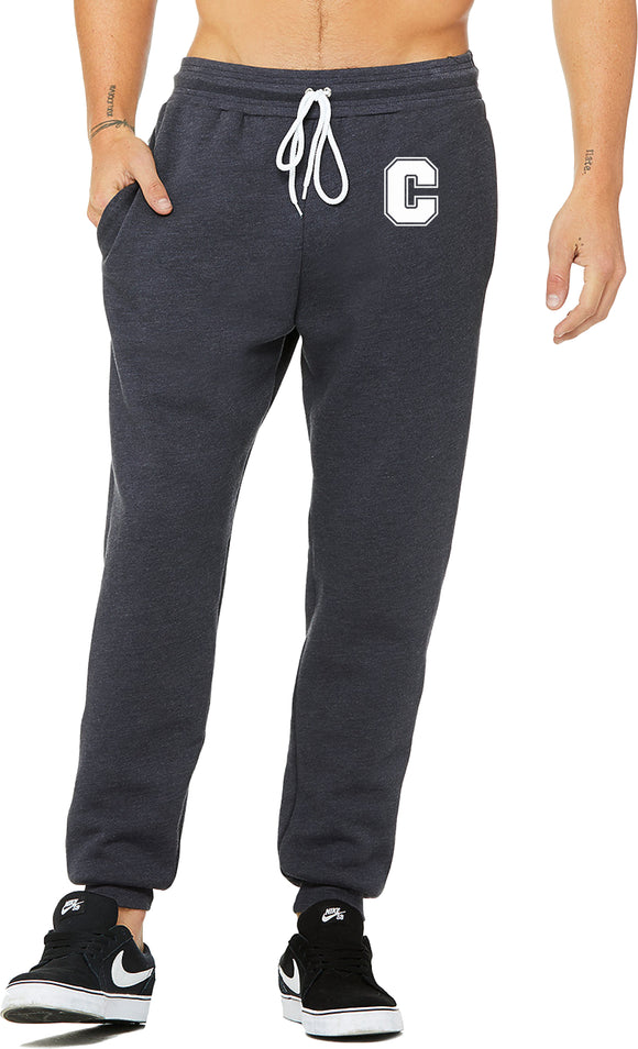 Unisex Jogger Sweatpants- ADULT MEDIUM ONLY!