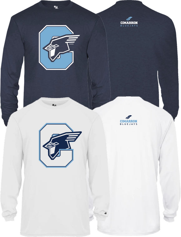 Dri-Fit Long Sleeve- ADULT MEDIUM ONLY!