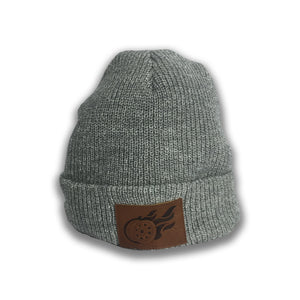 Flaming 8 Spoke Beanie