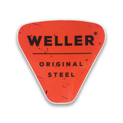 FREE Original Steel Logo Sticker