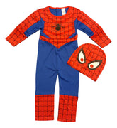 Full Spiderman Costume Boys