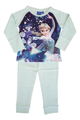 Princess Elsa Long Sleeve Pyjamas