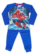Spiderman Winter Boys PJs