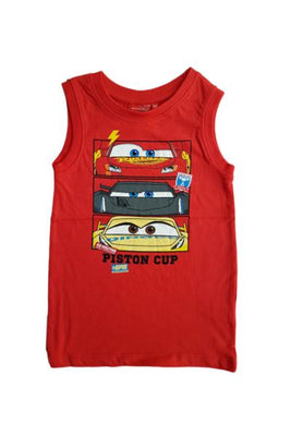 Disney 'Cars' Vest Top