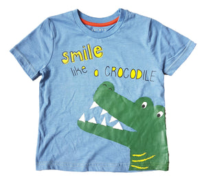 Boys Crocodile Tshirt