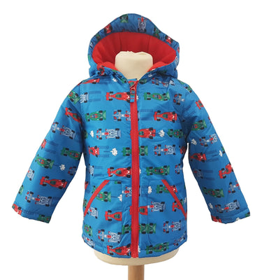 Boys Winter School Coat