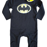 Baby Boys 2 Pack Superhero Babygrows- Babies R Us