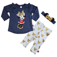 Baby Girls Minnie Mouse Outfit