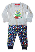 Boys Long Sleeve Pyjamas