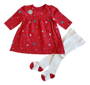 Baby Girls Christmas outfit gift