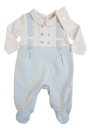 Baby boys smart outfit