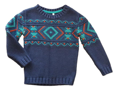 Boys Kids Christmas Xmas Knit Jumper