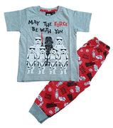 Boys Kids Star Wars Pyjamas