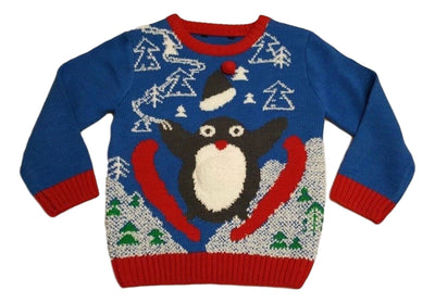 Boys Christmas jumper Xmas