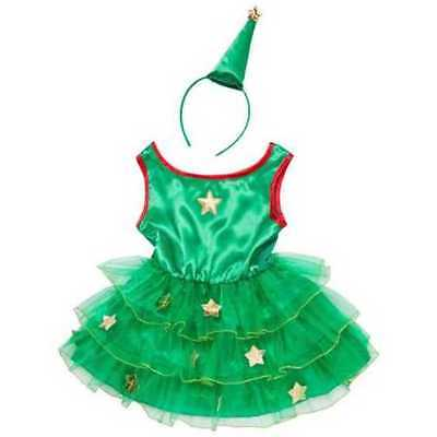Baby Girls Christmas Tree Dress gift