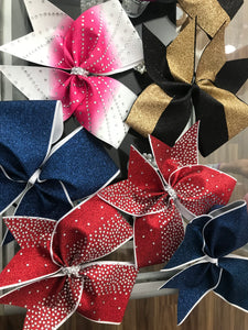 Magix Bows Cheerleading