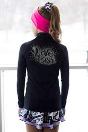 Veste Elitexpression V101-LOVE2SK8