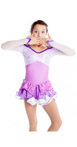 Robe Elitexpression D465-LILAC