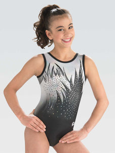 Leotard GKelite 10505 Dreamlight Black and White noise