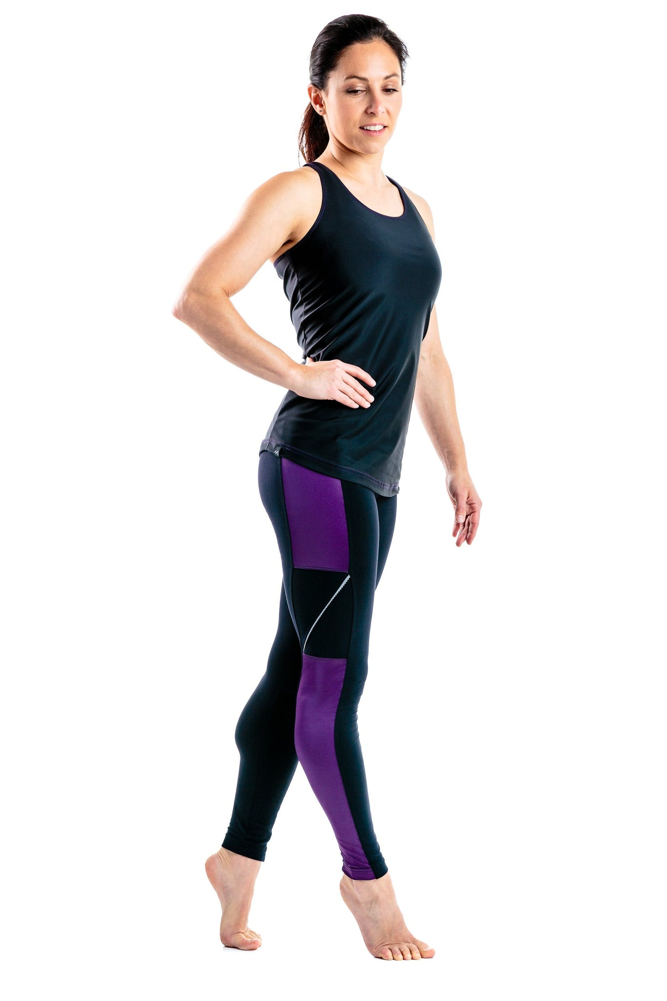 Legging MoovActivewear Side Bent