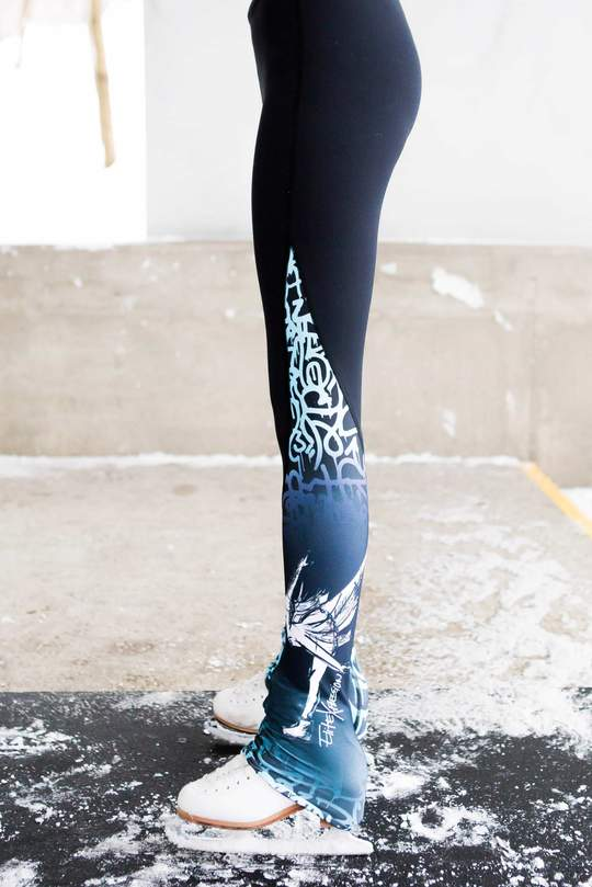 Legging Elitexpression L027-TURPURSP