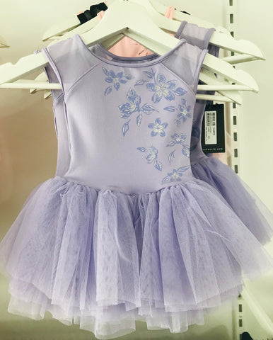 Robe tutu Bloch Lilac CL4910
