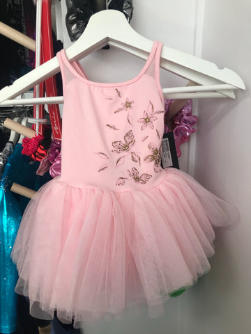 Robe tutu Bloch candy pink CL4901