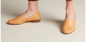 Clarks Pure Tone Light Tan leather