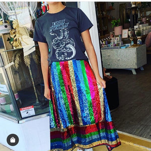 Electric Boogie Skirt