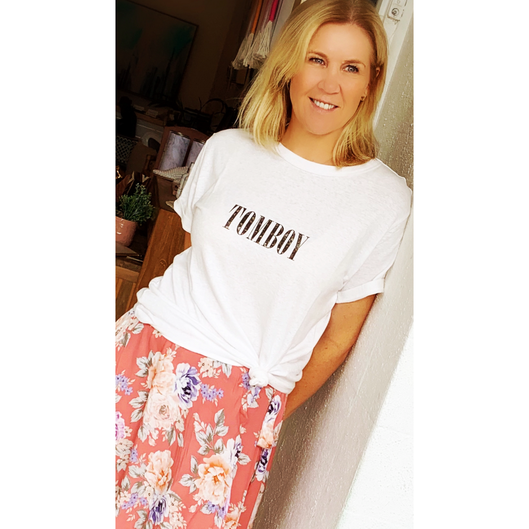 Auguste The Label Tomboy Organic Tee