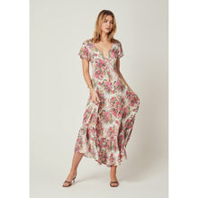 Load image into Gallery viewer, Auguste the Label Provence Faux Wrap Maxi Dress