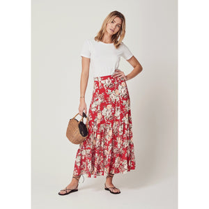 Auguste the Label Reverie Valle  Maxi Skirt