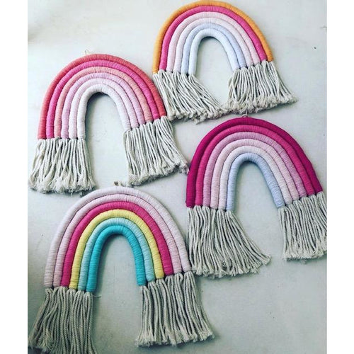 Rainbow Wall hangings