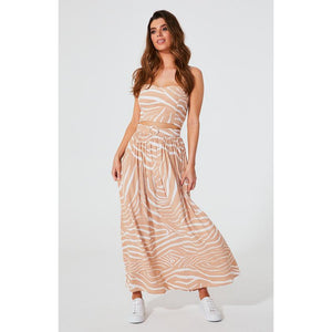 Cartel & Willow Herve Maxi Skirt