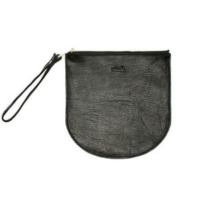 Stash the label Leather Pouch