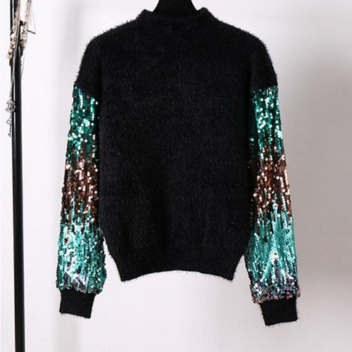 Tinkerbelle Sweater Black