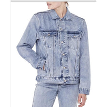 Load image into Gallery viewer, Assembly Label Tome  Denim Jacket