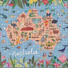 Load image into Gallery viewer, 1000 Piece Puzzle Australia Edition