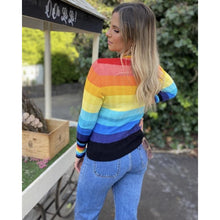 Load image into Gallery viewer, The rainbow Knit